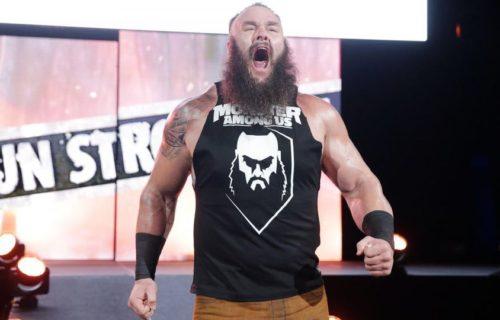 Braun Strowman gets into a heated Twitter war with AEW star