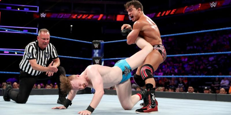 Chad Gable Jack Gallagher