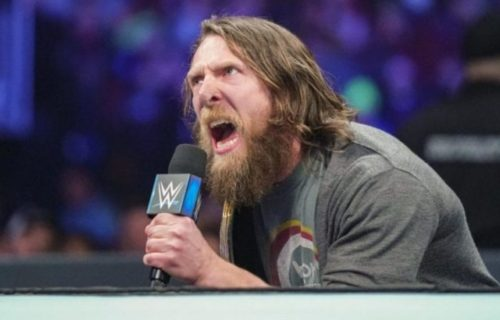 Daniel Bryan Wants To Wrestle For Surprising Company