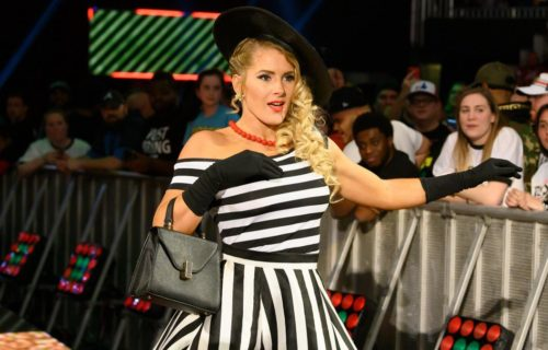 "Lacey Evans on recent WWE releases: ""It's terrible but WWE is making sure everybody is taken care of"""
