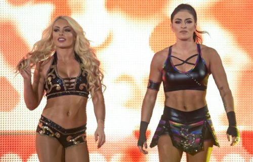 Mandy Rose on rumors of romantic storyline with Sonya Deville