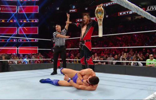 Shinsuke Nakamura wins Intercontinental Title