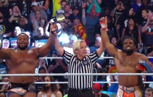 Podcast: A Shocking Smackdown Title Change