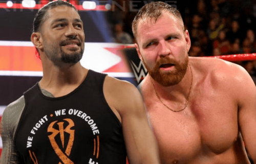 Roman Reigns says he will always have love for Jon Moxley