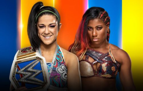 Bayley comments on attacking Ember Moon on SmackDown Live