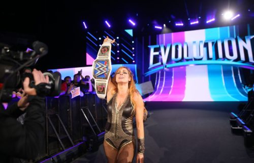 Becky Lynch: WWE Evolution can be held again without Ronda Rousey