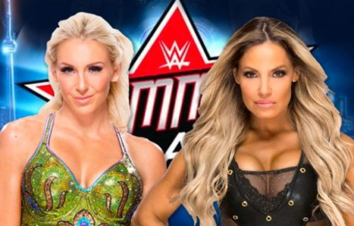 Trish Stratus vs Charlotte Flair officially announced for Summerslam
