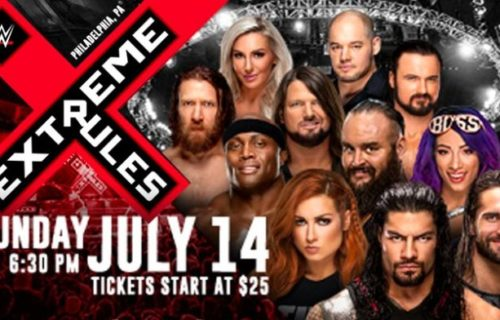 Major title match made official for Extreme Rules