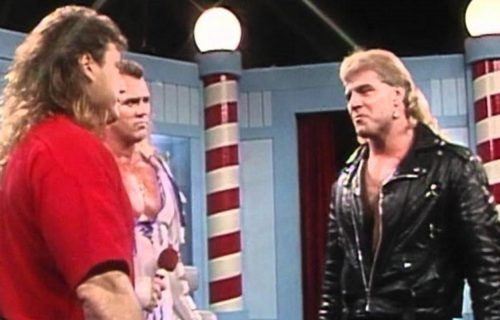 Shawn Michaels heartbroken about Marty Jannetty's lifestyle