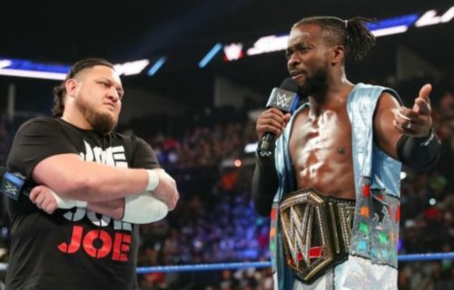 Kofi Kingston talks about Eric Bischoff's role on Smackdown Live