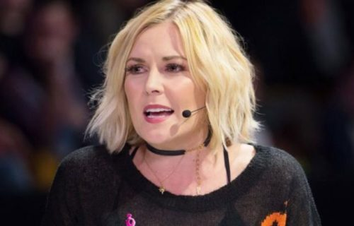 Renee Young admits she is not great at her job