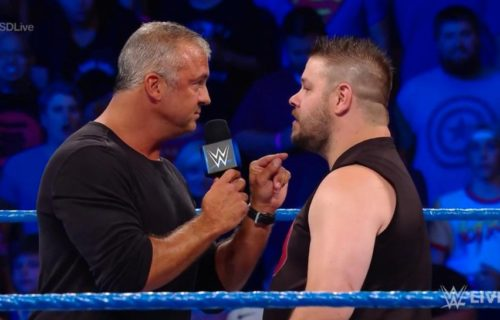 WWE might be considering gimmick match for Kevin Owens & Shane McMahon