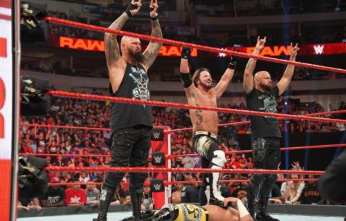 AJ Styles says move to SmackDown helps him get over Karl Anderson & Luke Gallows' WWE departure
