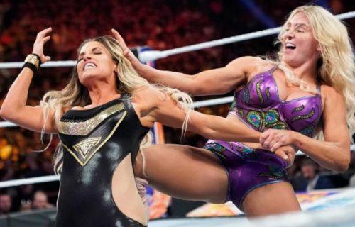 Charlotte Flair praises Trish Stratus after their clash at Summerslam