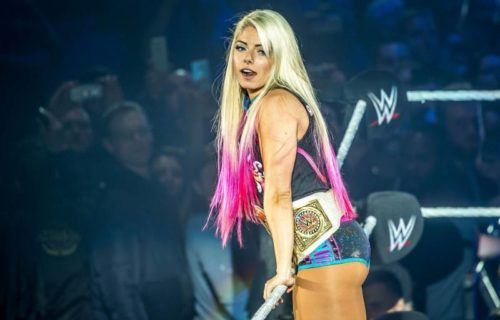 Alexa Bliss Reveals 'Clothing' Accident In Video