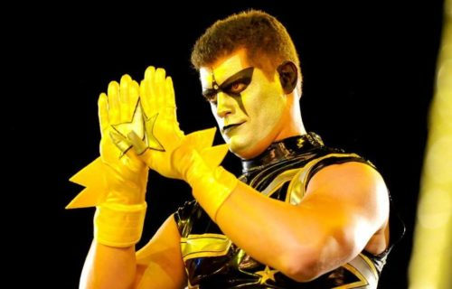 Cody Rhodes on why the Stardust gimmick failed