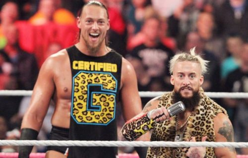 Arn Anderson talks why Enzo & Cass had heat in WWE