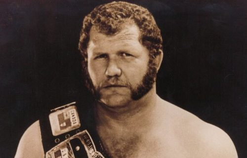 Harley Race, eight-time NWA Champion and WWE Hall of Famer, passes away
