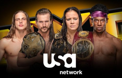 NXT heading to the USA Network in September