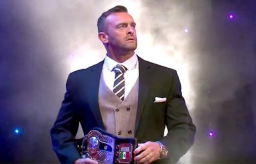 Nick Aldis fires off on Bruce Pritchard once again
