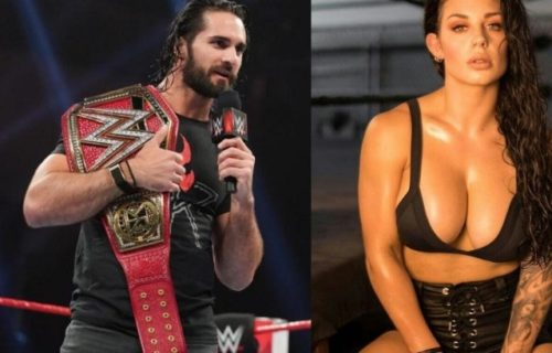 Seth Rollins shared nude photos of himself with Kaitlyn according to ex-husband
