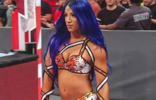 Sasha Banks' in-ring return confirmed