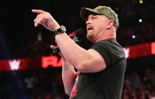 Steve Austin 'Canceled' WrestleMania Match Leaks