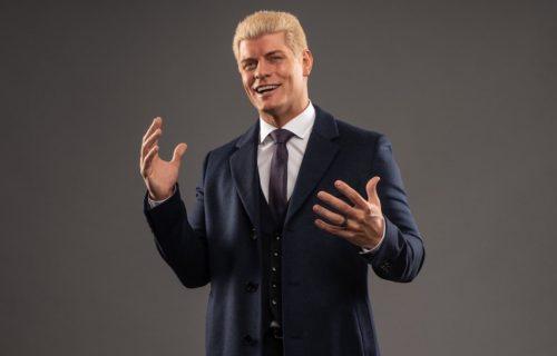 Cody Rhodes unfazed by AEW losing major supporter in TNT