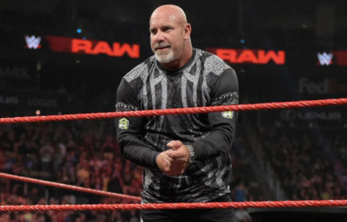 Goldberg WWE SummerSlam Match Leaks