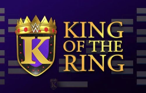 WWE announce the bracket for 2019 King Of The Ring