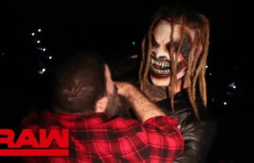 Mick Foley on The Fiend using the mandible claw as a finishing move