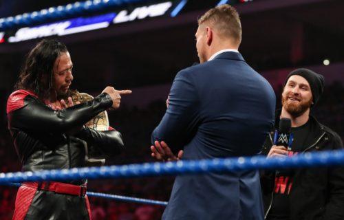 Backstage update on the Shinsuke Nakamura and Sami Zayn's alliance