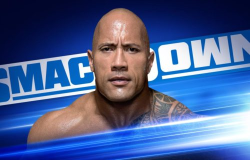 The Rock will be at Friday Night SmackDown' debut on FOX