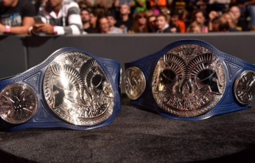 SmackDown Tag Team Title Match announced for Clash of Champions