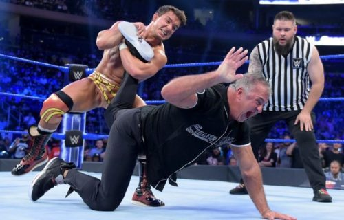 Backstage news on original plans for Chad Gable's opponent on SmackDown Live