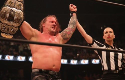 Chris Jericho's mystery partners for AEW TNT debut to be revealed earlier