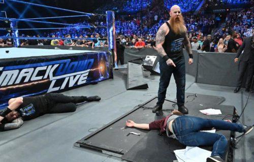 What WWE might plan for Erick Rowan