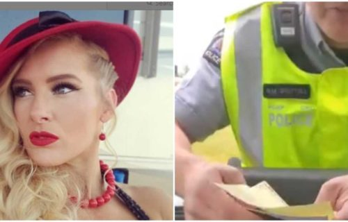 Lacey Evans hilariously stays in character during traffic stop, 'Canada is terrible'