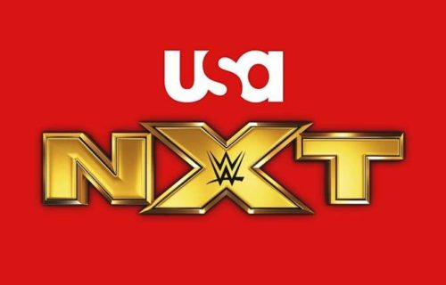 #1 Contender match for next week's NXT changed