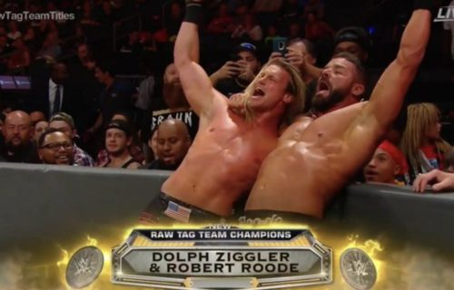 New RAW Tag Team Champions crowned at WWE Clash Of Champions