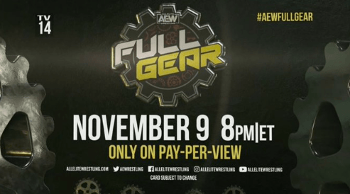 Next AEW pay-per-view announced at ALL OUT