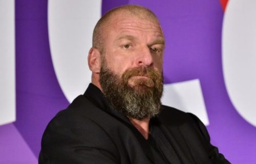 Triple H addresses AEW trash talk, 'Wednesday Night War' and Omega's comments on NXT