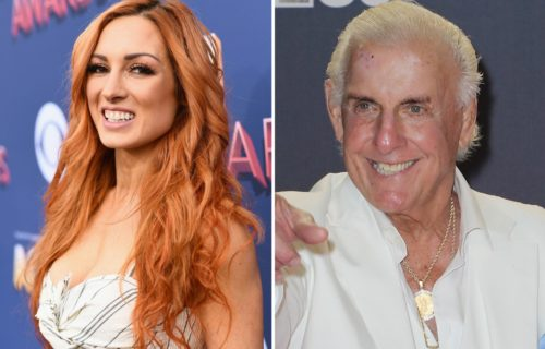 Ric Flair threatening WWE with legal action over 'The Man' catchphrase