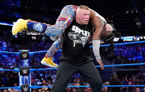 Possible reason for WWE booking Kofi Kingston vs Brock Lesnar for Smackdown's debut on Fox