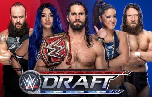 Full Recap of Night 2 of the WWE Draft