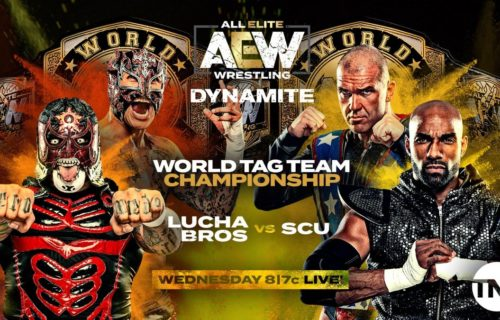 Inaugural AEW World Tag Team Champions crowned