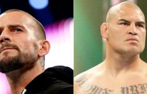 CM Punk advised Cain Velasquez to be a team player on joining WWE