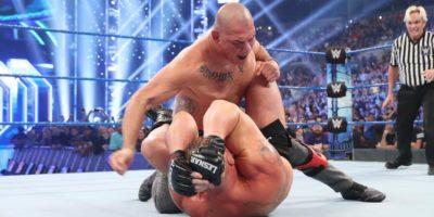 Brock Lesnar - Cain Velasquez