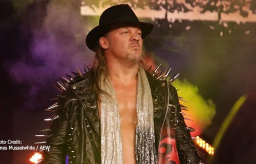 NJPW star wants to challenge Jericho for AEW World Title