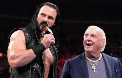 Backstage news on the Drew McIntyre vs Ricochet match from Raw